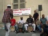 Grenoble - 10 mai 2012 - Moment de fête - Cérémonie des mémoires de la traite, de l'esclavage et de leurs abolitions