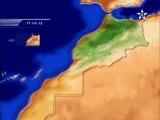 Morocco forecast weather..maroc meteo Marruecos predecir el clima
