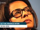 Zapping : Audrey Pulvar fait ses adieux à France Inter