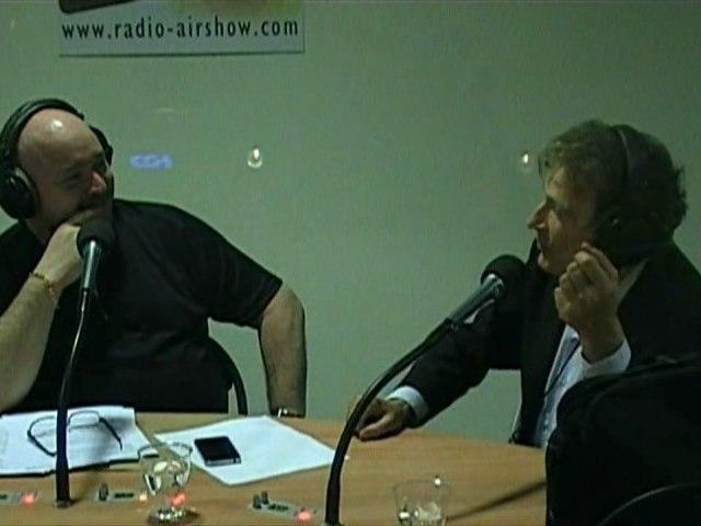 Yann Hegann Interview sur AIR SHOW - De Vous a Nous