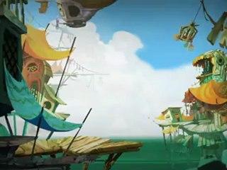 Trailer de lancement de Rayman Origins