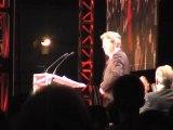 Jean-Luc Mélenchon à vierzon pour le meeting du Front de Gauche