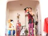 Scottish Tea Party - Musical Scottish Girl