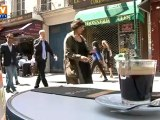 Paris : guerre des terrasses, rue Montorgueil