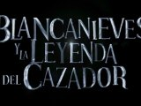 Blancanieves y la Leyenda del Cazador Spot4 HD [20seg] Español