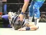 Kaientai DX vs Gran Hamada Super Delfin Tiger Mask IV Gran Naniwa Masato Yakushiji 10.10.1996