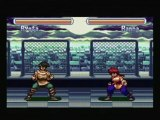 CGRundertow RANMA 1/2: HARD BATTLE for SNES / Super Nintendo Video Game Review