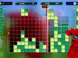 CGRundertow LUMINES LIVE! for Xbox 360 Video Game Review