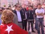 Taksim'deki 19 Mayıs Kutlamasında Gerginlik