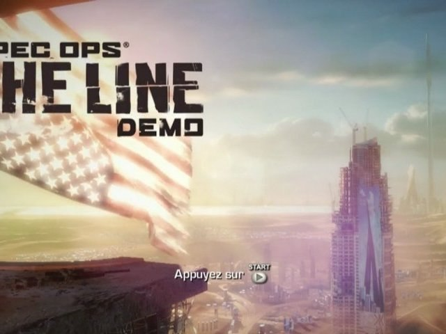 [First Grip] #5 Démo Spec Ops The Line Xbox 360