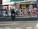 Marathon dames Rennes sur roulettes 2012