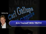 BREAKING! What do Atheists, Jello and _wishful thinking_ have in common_ Carl Gallups explains!