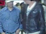 Poonam Pandey STRIPS for Shahrukh's Kolkata Knight Riders