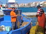 Die Schöne Insel Samos in Griechenland