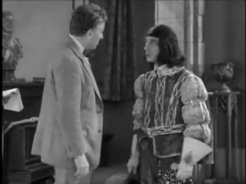 Buster Keaton en una escena de su primer film sonoro