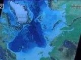 Torgau vor zehn Jahren - Das Geoschiff