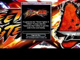 Street fighter X Tekken pc keygen + crack + codes download