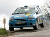 Rallye du Beaufortain 2012 MV Rallye team
