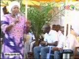 La Première Dame du Congo échange avec les peuples autochtones à Ouesso