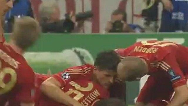 Müller Goal On Chelsea - Champions League Final 19-5-2012