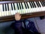 juliette fait du piano