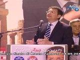 Amministrative Agrigento, comizio finale del candidato a sindaco Marco Zambuto News-AgrigentoTV