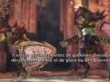Sorcery (PS3) - The Making of Sorcery : Les créatures