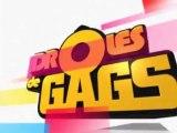 Générique Drôles de gags (2009)