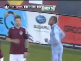 MLS - Colorado Rapids/Sporting KC 2-2