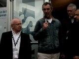 Festival de Cannes 2012 :  20 mai - Digimage sur le stand de la CST !