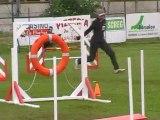 Concours d'Agility de Cuxac d'Aude du 20 mai 2012