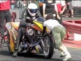Nitro Top fuel bikes at Veidec Nitro Festival