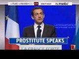 """La """"prostituée Nicolas Sarkozy parle"""" : énorme boulette d'une télé américaine"""