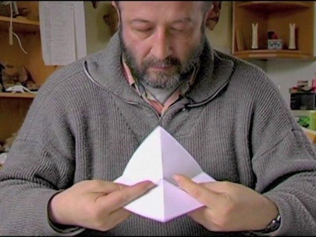 Origami: Between the Folds, un documentaire sur l'art du pliage