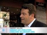 Dimanche + : Zoom sur la campagne de Thierry Solère à Boulogne