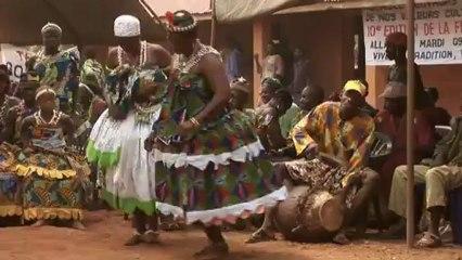 Rites et danse du Bénin