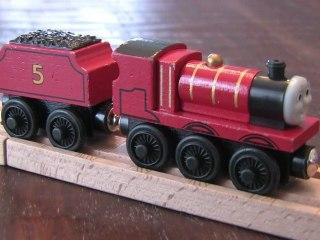 CGR Toys - JAMES Thomas & Friends train review