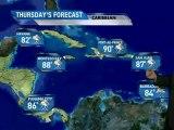 Caribbean Vacation Forecast - 05/21/2012