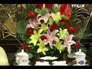 Le journal hebdomadaire du 7 au 13 Mai 2012, VNEWS - Truyền hình Thông tấn xã Việt Nam