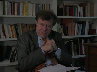 Portrait de Roger Chartier: Pierre Bourdieu et les historiens
