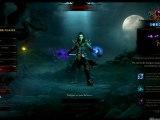 Diablo 3 - Creation live Perso