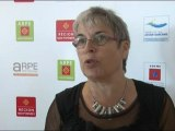 Françoise DEDIEU-CASTIES, Vice-présidente de la Région Midi-Pyrénées chargée du Développement durable.