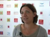 Sonia RECOPPE, chargée de mission pour la RNR Marais de Bonnefont à la communauté de communes du Pays de Padirac