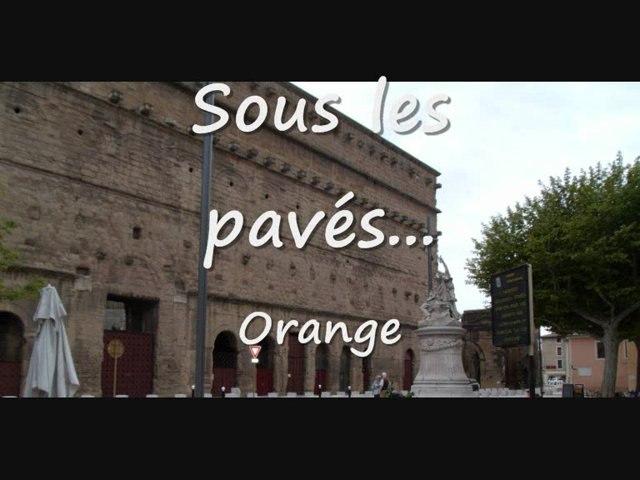 Sous les pavés, Orange !