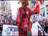 TGB 19 Mayıs 2012 gençliğin diriliş yürüyüşü,Kutlama yasağını kaldırıyoruz