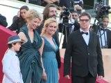 Festival de Cannes 2012, la montée des marches du 22 mai