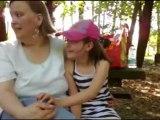 Une journé de bonheur au parc de la Dodaine