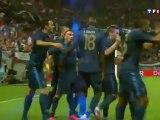 France Islande - 27 mai 2012 (3-2)  But d'Adil Rami contre l'Islande [86']