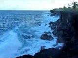 Ile de la Réunion - Rivière de l'Est - Anse des Cascades - Le Tremblet