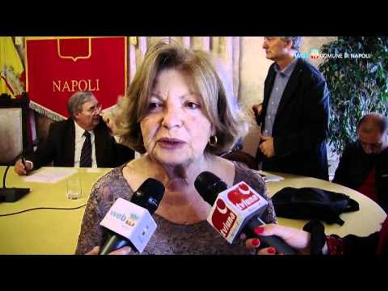 Napoli - Spettacolo al San Carlo per il ventennale della strage di Capaci (18.05.12)